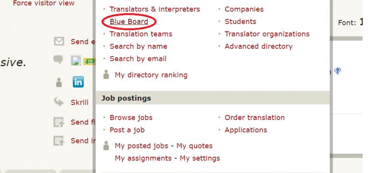 The best sites to find translation work online
